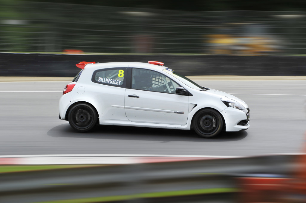 Renualt Clio Cup Car For Hire